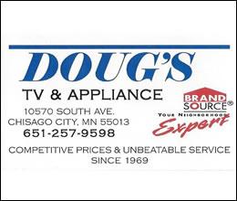 Doug's TV & Appliance