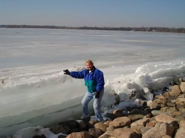 Ice Jam 2012